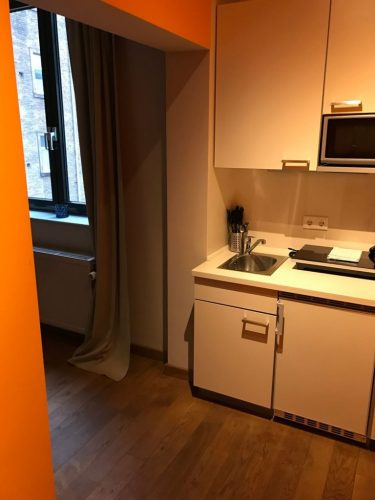 Apartment mit Küche in Frankfurt